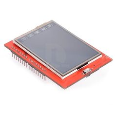 "TF Reader 2 4"" TFT LCD Shield Touch Panel for Arduino Uno R2 R3 A137 - 8.5$"