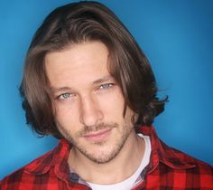 Actor Michael Graziadei, from The Young & The Restless (CBS) and American Horror Story (FX)
