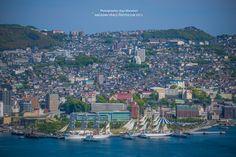 長崎港で帆を広げて! | Nagasaki365 - 長崎の今をお届けします。