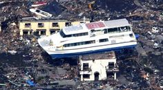Japan Tsunami 11/3/11. [natural disasters growing worse]