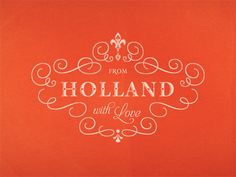 From Holland ... by Arno Kathollnig ... Beautiful detailing