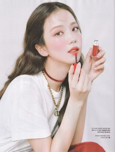Lisa, Marie Claire, Square Two, Black Pink ジス, Idol, Dior Beauty, Dior Addict, Karlie Kloss, Blackpink Photos