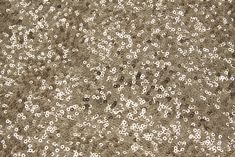 WHy buy table clothes by your favorite fabric and cut it evey 8 feet or so !10 yards GLITZ Sequins Fabric Bolt - Champagne