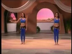 Arabic Belly Dance Basic Moves (full version)