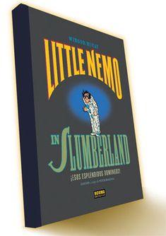 Little Nemo in Slumberland - El 15 de octubre de 1905 apareció en el New York Herald y en el New York American una nueva tira gráfica titulada Little Nemo in Slumberland. Una serie de viñetas en las que un personaje, Little Nemo, vivía distintas aventuras en sueños ... http://www.shopa.es/107-anos-de-suenos-con-little-nemo/