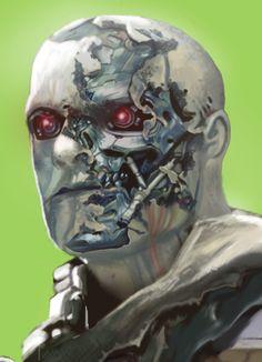 Terminator by rocketraygun on deviantART