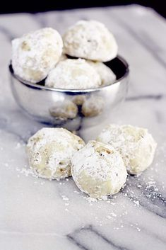 Tea Cookies, Snowballs, or Mexican Wedding cookies – It doesn't matter what you call them, these shortbread ball cookies are delicious and fun to make especiall