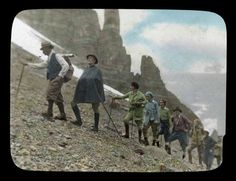 Archival Clothing: Archival Alpinists