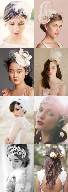 2013's Hottest Bridal Hair Accessories