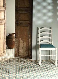 Ottoman Odyssey Victorian tile  pattern