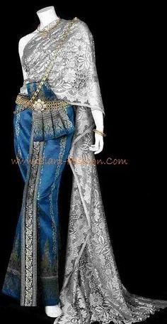Thai Traditional Dresses Sd-020 - Buy Thai Traditional Dresses Product on…