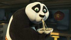 La noodle soup de Kung-Fu Panda