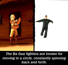 The martial arts of bending: Part 1 - Air - Imgur