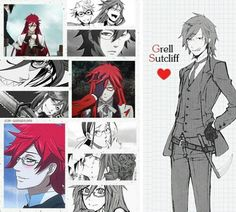Grell collage