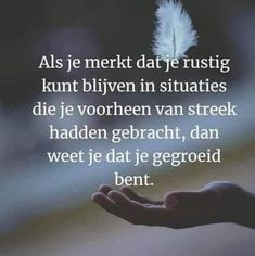 Yoga Quotes, Motivational Quotes, Funny Quotes, Words Of Wisdom Quotes, Quotes About Strength, Dutch Words, Dutch Quotes, Collor, Mindset Quotes