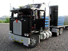 #lego #trucks