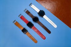 Have you been looking for a sustainable 🌎 alternative to real leather? No need to look any further because we gotcha! Our premium eco-friendly leather Apple Watch Bands and Quick Change Watch Bands are 100% vegan, hypoallergenic, water-resistant, and durable. Shop via Link in Bio Leather Watch Bands, Apple Watch Bands, Tan Leather, Women's Accessories, Eco Friendly, Alternative, Change, Vegan, Link
