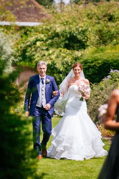 Helen & Gary's wedding in July 2016. Photo taken by Sarah Legge Photography