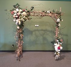 Casamento homecoming ideas in 2019 wedding reception decorations, easter we Wedding Stage, Diy Wedding, Rustic Wedding, Wedding Themes, Arch Wedding, Stage Decorations, Outdoor Wedding Decorations, Arco Floral, Wedding Bouquets