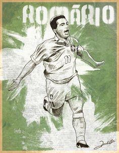 Romario (Football). Renato Cunha