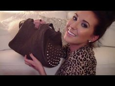 Whats in my bag?... I just fell in love with Jaclyn hill...she's amaz-balls! Haha