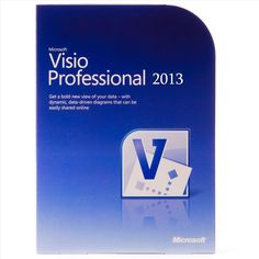 Microsoft Visio Professional 2013 Product Key [Tested] is  use to make simpler diagrams and share by information with easy techniques. It update the functions of Visio standard.