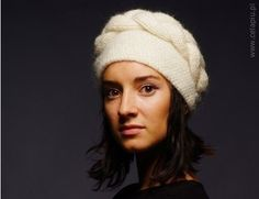 2 in 1 Tymoshenko - Hat & Headband. $60.00, via Etsy.
