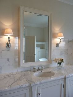 Beautiful bathroom by Brooke Gianetti