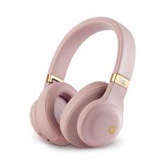 JBL Quincy Edition over-ear bluetooth koptelefoon roze Best In Ear Headphones, Workout Headphones, Bluetooth Headphones, Wireless Headphones, Beats Headphones, Pink Headphones, Beats By Dre, Leather Headbands, Smartphone
