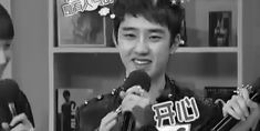 when kyungsoo found out he was third most attractive —So squishy!! // HE'S SO FUCKING CUTE OMG i can't even ahwflieuwf
