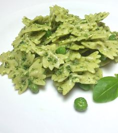 Pesto Pasta with Pea