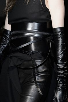 Visions of the Future: Ann Demeulemeester Fall 2015