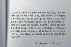 Jack Kerouac - 2 Citations