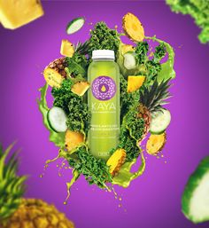 Nicaragua's First Cold-Pressed Juice and Superfood Brand / World Brand & Packaging Design Society Juice Branding, Juice Packaging, Brand Packaging, Packaging Dielines, Product Packaging, Sugarcane Juice, Yogurt, Cold Pressed Juice, Juicing For Health