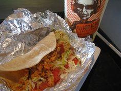 Swanky's Taco Shop, Memphis TN   Marie, Let's Eat!