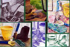 Campbelltown Grammar School Expressive Portfolio Nat 5 (Development)