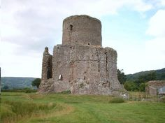 Tretower Castle, Brecon Wales  ;p