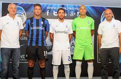 Atalanta 2015/16 kits