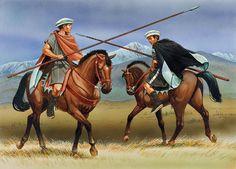 Macedonian Armies: Light Cavalry, c. 325 - 300 BC