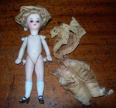 "Darling Little CM Mignonnette 3"" from ~ 2BETHS DOLLS ~ found @Doll Shops United http://www.dollshopsunited.com/stores/2bethsdolls/items/1299901/Darling-Little-CM-Mignonnette #dollshopsunited"