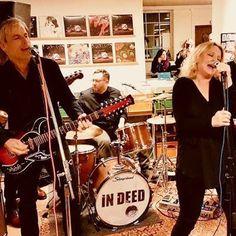 janglepophub: An Interview with Linda Karlsberg of In Deed Interview, Bands, Music, Musica, Musik, Band, Muziek, Band Memes, Music Activities