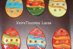 Ειδήσεις - Πασχαλινά αυγά από πηλό   Palo.gr