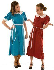 1940s wartime fashion