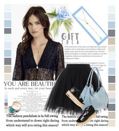 """""""Dare you..."""" by karic-lejla ❤ liked on Polyvore featuring H&M and Dolce&Gabbana"""