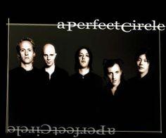 A Perfect Circle - Josh Freese, Billy Howerdel, Jeordie White, Maynard Keenan, James Iha