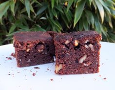 Walnut brownies - CookTogether Brownies, Easy, Desserts, Recipes, Food, Cake Brownies, Tailgate Desserts, Deserts, Eten