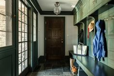 'Tudor update.' Alisberg Parker, architecture & interior design, Old Greenwich, CT.