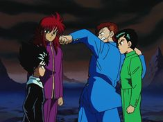 I love how Hiei just deked him XD