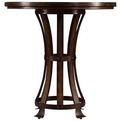 Have to have it. European Farmhouse Winemakers Pub Table - $1479 @hayneedle