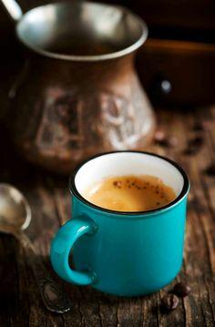 Cappuccino - Cup of coffee. Coffee Espresso by Anjelika Gretskaia on Coffee Break, I Love Coffee, Best Coffee, My Coffee, Morning Coffee, Coffee Mugs, Starbucks Coffee, Black Coffee, Coffee Tables